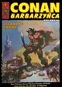 Conan Barbarzyńca Kolekcja #1