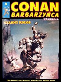 Conan Barbarzyńca Kolekcja #2