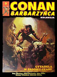 Conan Barbarzyńca Kolekcja #3