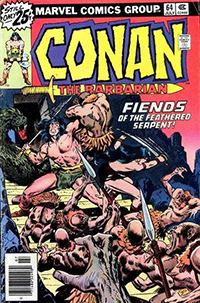 Conan the Barbarian (Marvel) #64