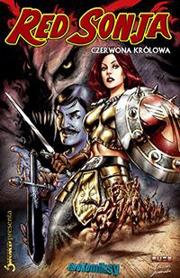 Red Sonja: Czerwona Królowa