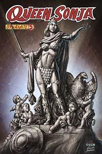 Queen Sonja #5 (Mel Rubi)