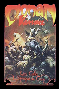 Lin Carter, L. Sprague De Camp: Conan korsarz