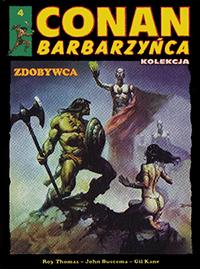 Conan Barbarzyńca Kolekcja #4