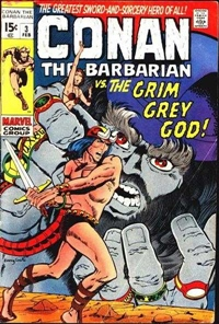 Conan the Barbarian #003