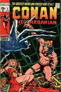Conan the Barbarian #004