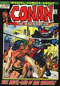 Conan the Barbarian #017