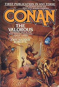 John Maddox Roberts: Conan the Valorous