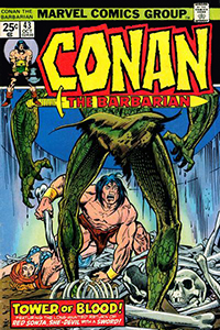Conan the Barbarian #043