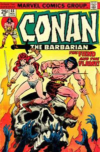 Conan the Barbarian #044