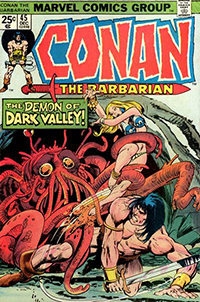 Conan the Barbarian #045