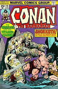 Conan the Barbarian #046