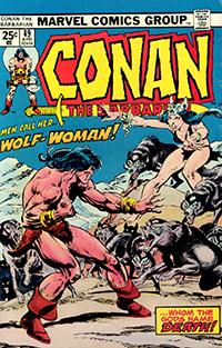 Conan the Barbarian #049