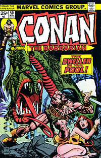 Conan the Barbarian #050