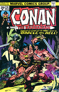 Conan the Barbarian #054