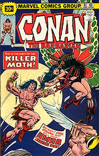 Conan the Barbarian #061
