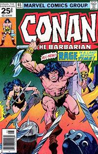 Conan the Barbarian #065