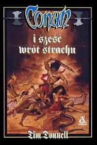 Tim Donnell: Conan i sześć wrót strachu