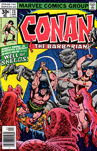 Conan the Barbarian #073