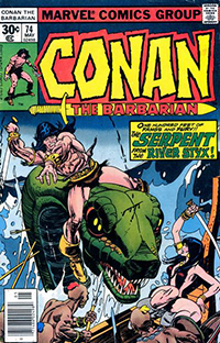 Conan the Barbarian #074