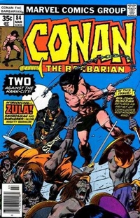 Conan the Barbarian #084