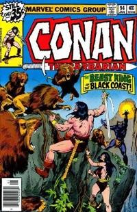 Conan the Barbarian #094