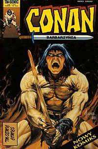 Conan Barbarzyńca #1