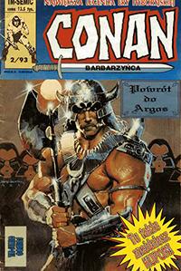 Conan Barbarzyńca #2
