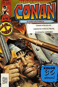 Conan Barbarzyńca #3