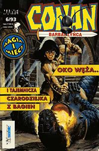 Conan Barbarzyńca #6
