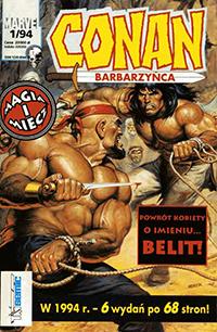 Conan Barbarzyńca #7