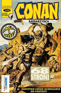 Conan Barbarzyńca #9