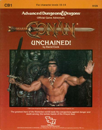 Conan Unchained!