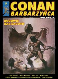 Conan Barbarzyńca Kolekcja #5