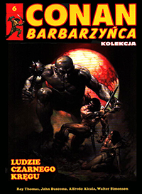 Conan Barbarzyńca Kolekcja #6