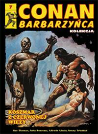 Conan Barbarzyńca Kolekcja #7
