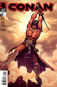 Conan (Dark Horse) #01