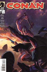 Conan (Dark Horse) #03