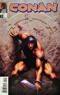Conan (Dark Horse) #05