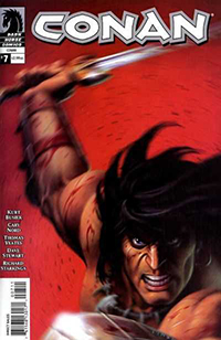 Conan (Dark Horse) #07