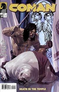Conan (Dark Horse) #10