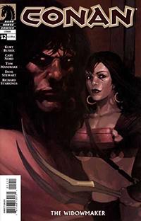 Conan (Dark Horse) #12
