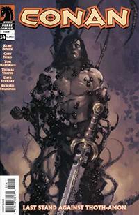 Conan (Dark Horse) #14