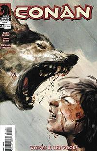 Conan (Dark Horse) #15