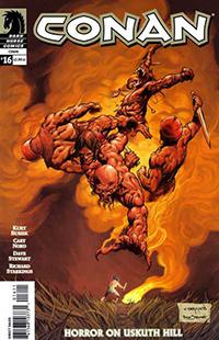 Conan (Dark Horse) #16