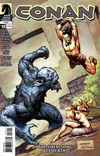 Conan (Dark Horse) #18