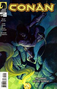 Conan (Dark Horse) #19
