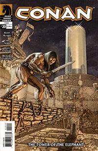 Conan (Dark Horse) #20