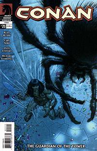 Conan (Dark Horse) #21