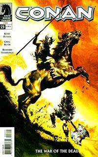 Conan (Dark Horse) #23